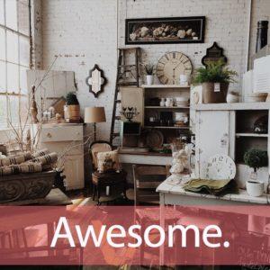 「オーサムストアー」を知ってれば…ゼッタイ話せる英会話→ Awesome!
