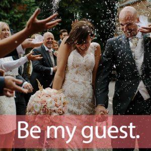 「ゲスト」を知ってれば…ゼッタイ話せる英会話→ Be my guest.