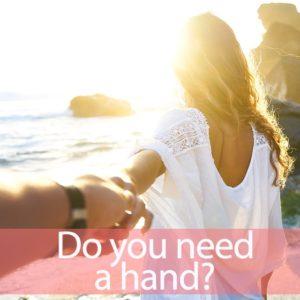 「ハンド」を知ってれば…ゼッタイ話せる英会話→ Do you need a hand?