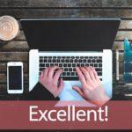 「エクセル」から学ぶ→ Excellent!