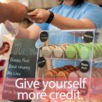 「クレジット」を知ってれば…ゼッタイ話せる英会話→ Give yourself more credit.