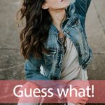 「GUESS」から学ぶ<br>Guess what!