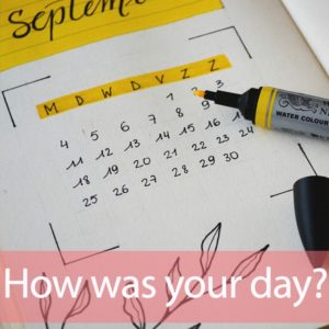 「デー(デイ)」を知ってれば…ゼッタイ話せる英会話→ How's your day?