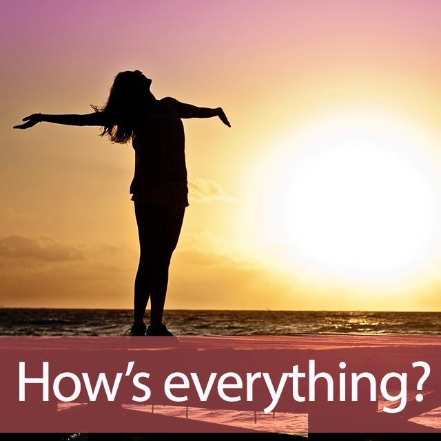MISHA「Everything」を知ってれば…ゼッタイ話せる英会話→ How's everything?