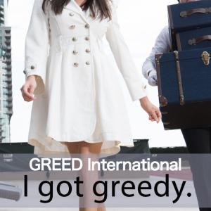 ブランド「GREED International」から学ぶ→ I got greedy.