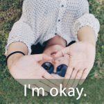 「オッケー」から学ぶ→ I'm okay.