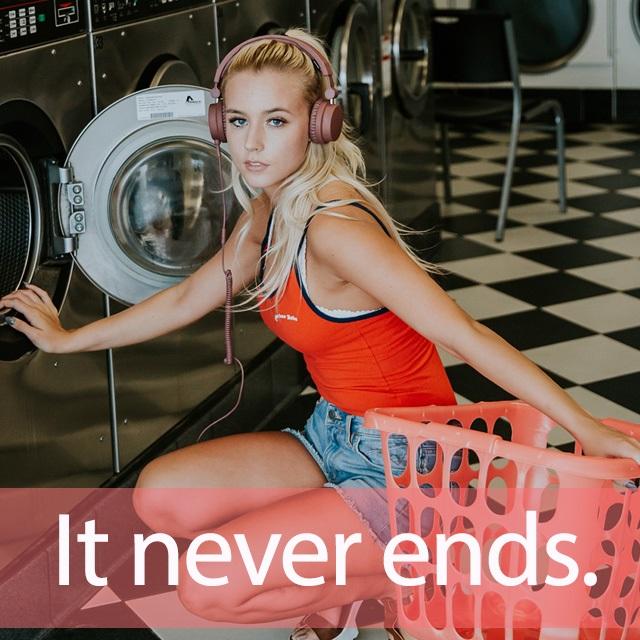 安室奈美恵「NEVER END」を知ってれば…ゼッタイ話せる英会話→ It never ends.