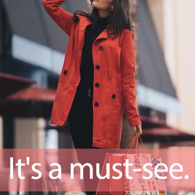 「マスト」を知ってれば…ゼッタイ話せる英会話→ It's a must-see.