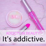 「ADDICTION BEAUTY」から学ぶ→ It's addictive.