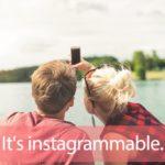 「インスタグラム」を知ってれば…ゼッタイ話せる英会話→ It's instagrammable.