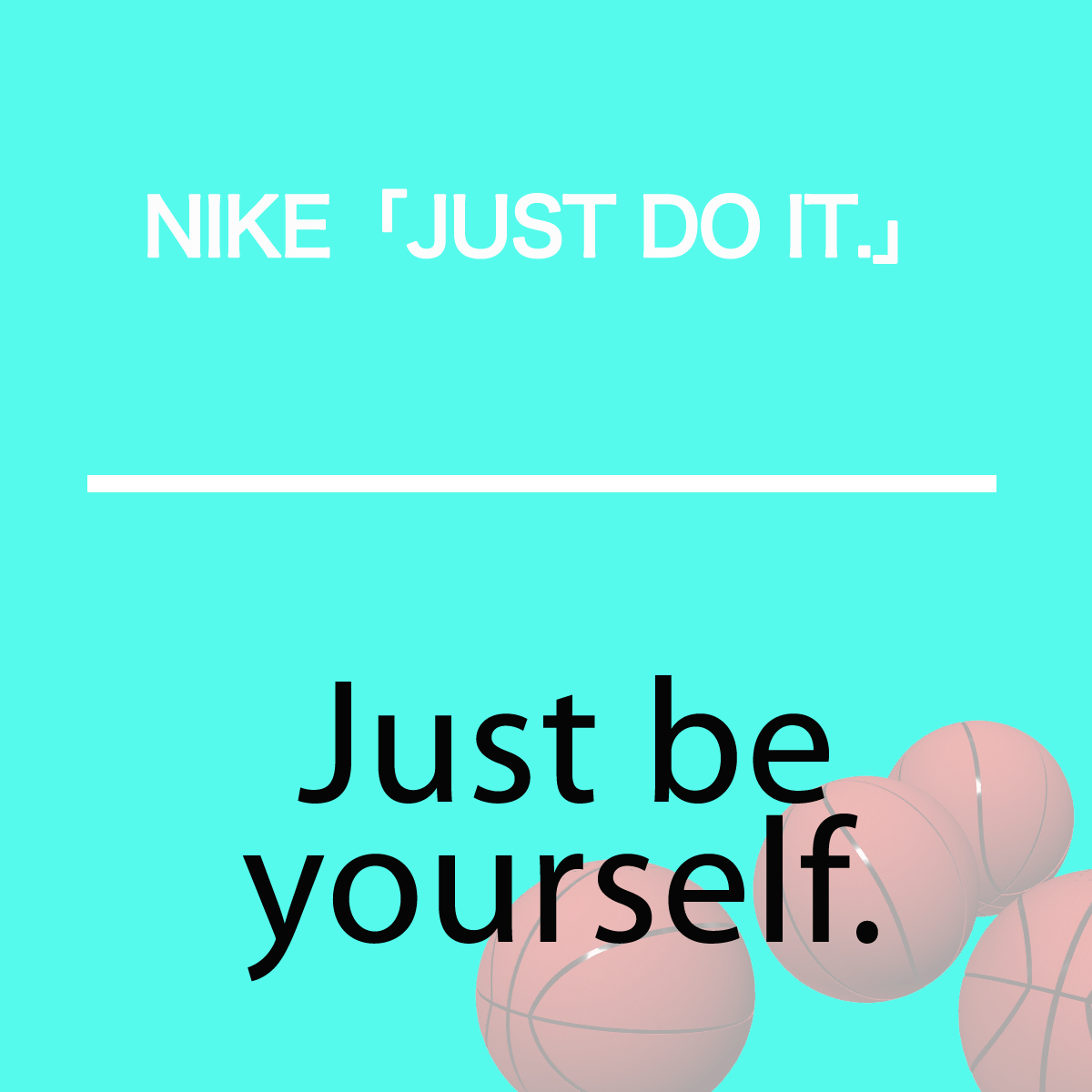 Nikejust do it just be yourself girllish nikejust do it just be yourself girllish solutioingenieria Image collections