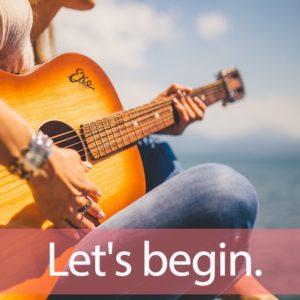 「BEGIN」を知ってれば…ゼッタイ話せる英会話→ Let's begin.