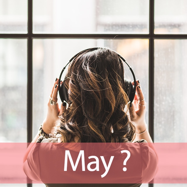 「May J.」を知ってれば…ゼッタイ話せる英会話→ May I?