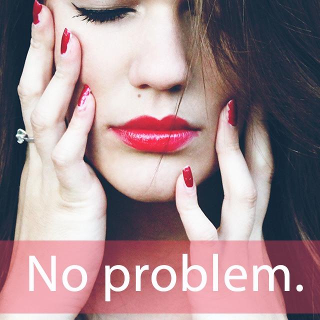 「プロブレム」を知ってれば…ゼッタイ話せる英会話→ No problem.
