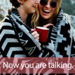 「トーク」を知ってれば…ゼッタイ話せる英会話→  Now you are talking.