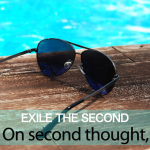 「EXILE THE SECOND」から学ぶ→ On second thought,