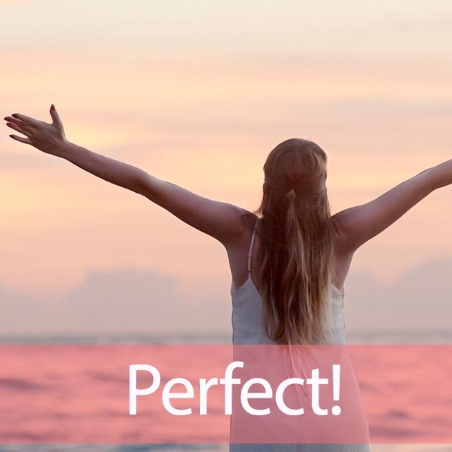 「パーフェクト」を知ってれば…ゼッタイ話せる英会話→ Perfect!
