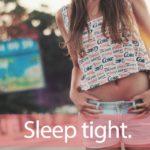 「タイトスカート」から学ぶ→Sleep tight.