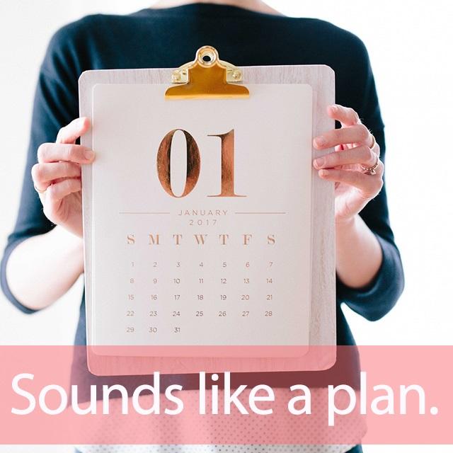 「プラン」を知ってれば…ゼッタイ話せる英会話→  Sounds like a plan.