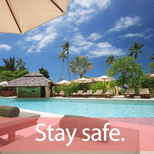 「ステイ」を知ってれば…ゼッタイ話せる英会話→ Stay safe.