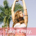 「ギブ&テイク」から学ぶ→ Take it easy.