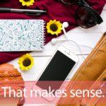 「神センス 塩センス」から学ぶ→That makes sense.