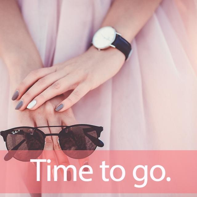 「タイム・トゥ・セイ・グッバイ」を知ってれば…ゼッタイ話せる英会話→  Time to go.
