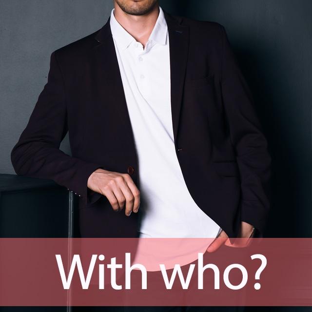 ブルゾンちえみ「with B」を知ってれば…ゼッタイ話せる英会話→ With who?